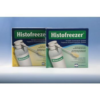 Histofreezer-Import, tragbares kryochirurgisches System,small (Ø 2 mm) oder medium (Ø 5 mm)